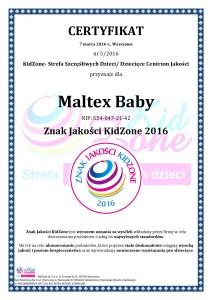 5 Certyfikat_Znak_Jakosci_KidZone 2016 Maltex-page-001