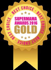 SuperMamaAwards 2016 GOLD