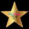 KidZoneStar 2017 Logo przezroczyste