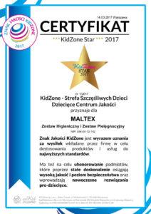 KidZoneStar 2017